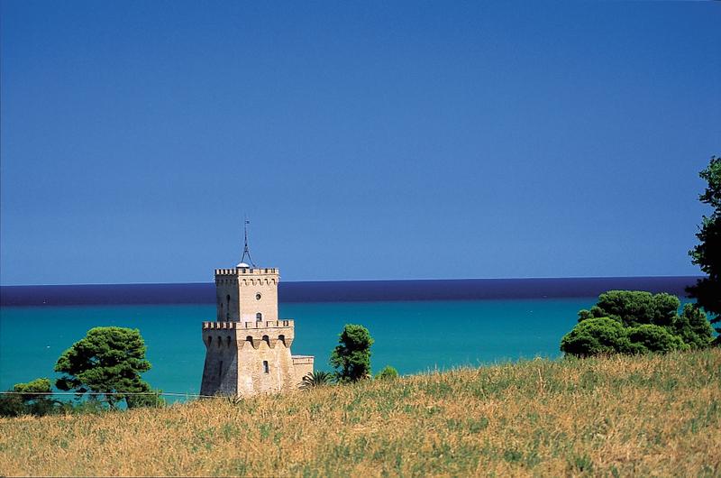 La costa del Cerrano