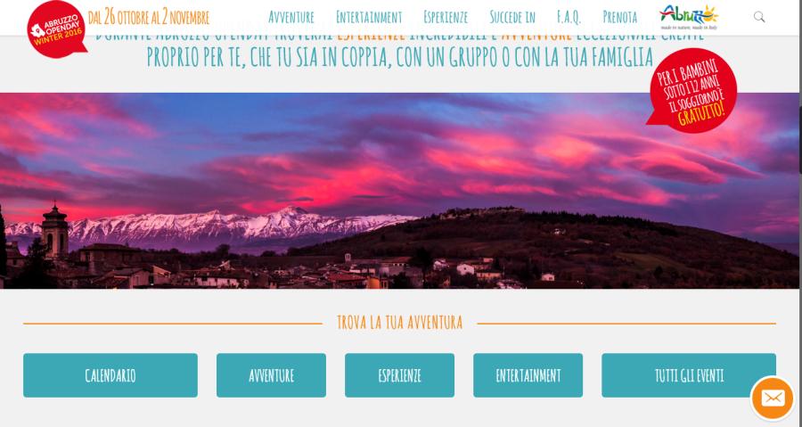 Abruzzo Openday Winter 2016
