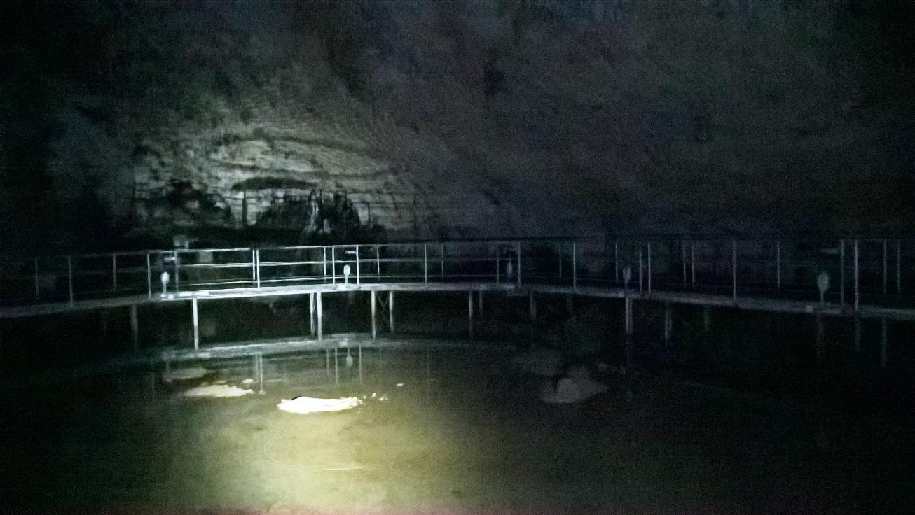 Alle grotte di Beatrice Cenci