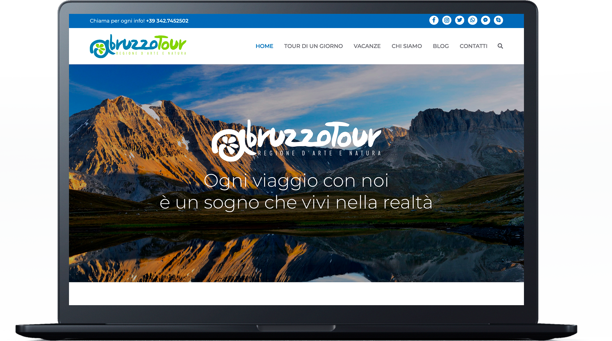 Calendario Promozione Abruzzo.Chi Siamo Abruzzo Tour